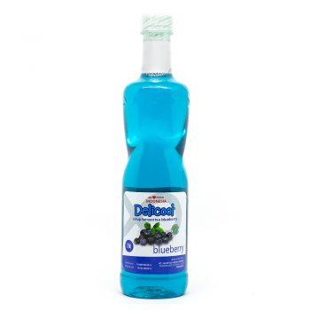 blueberry sirup