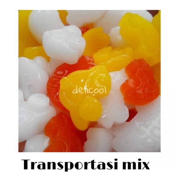 transportasi mix