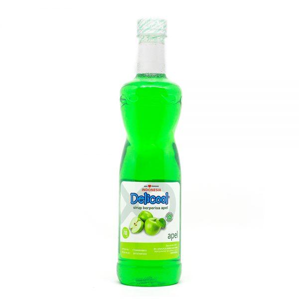 Green Apple/Apel Syrup 700ml