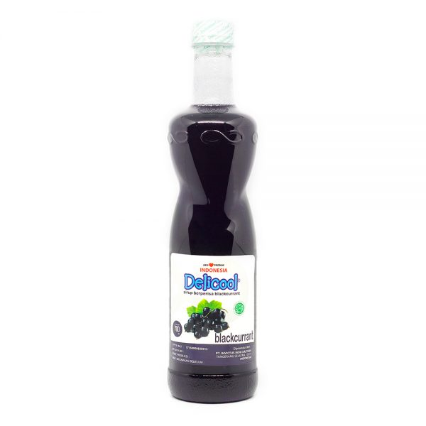 Blackcurrant Syrup 700ml