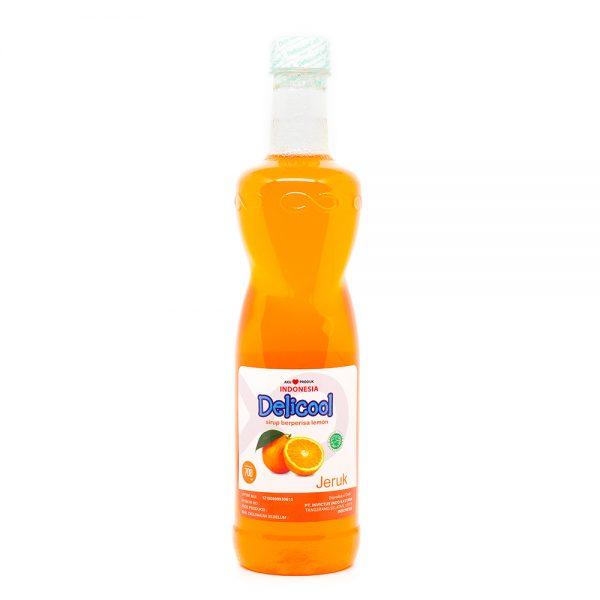 Orange/ Jeruk Syrup 700ml