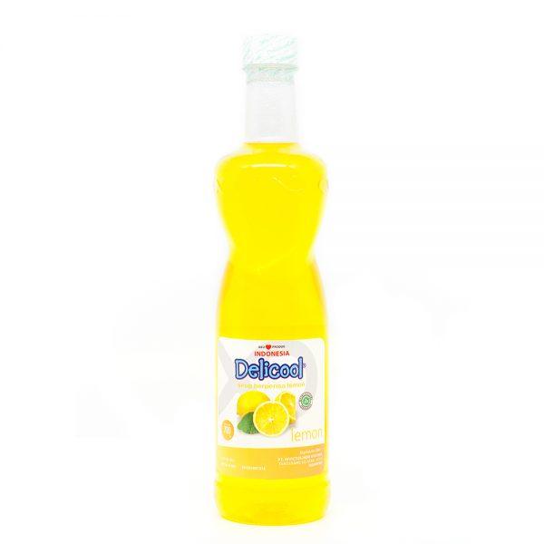 Lemon Syrup 700ml