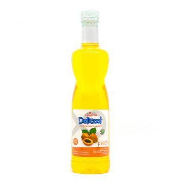 Peach Syrup 700ml