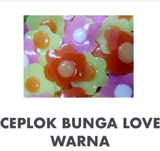 Bunga Love Pink